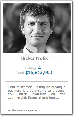 Sample Broker Profile