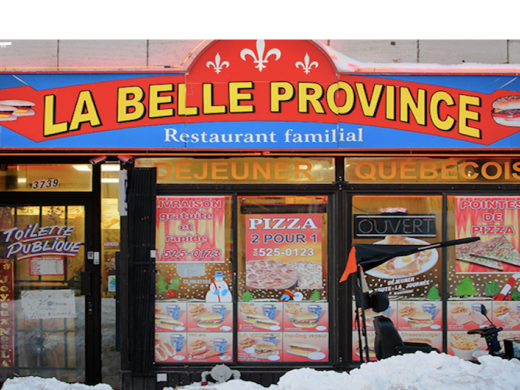 Restaurant Terrasse Rue Ontario