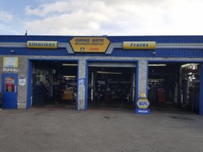 Business for sale garage matte for Franchise garage mecanique