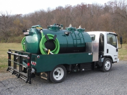 Business for Sale | Vacuum Truck and Septic Tank Service