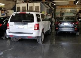 carrosserie automobile-auto body shop