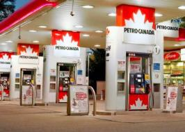 petro-canada station service