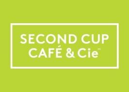 second cup à vendre
