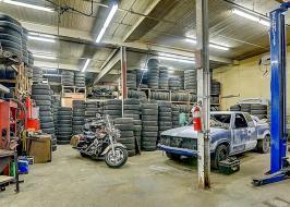 centre de mécanique automobile et de pneus...