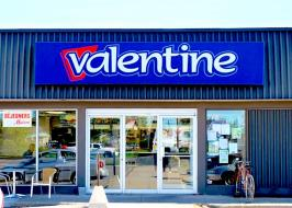 franchise valentine