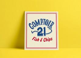 comptoir 21 fish & chips