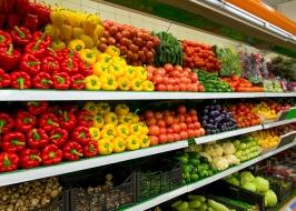 Épicerie aux fruits des champs