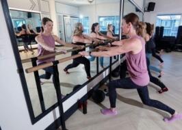 hot yoga & barre belle fitness studio