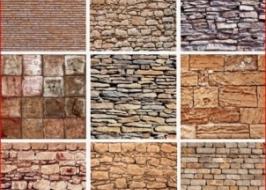 decorative stone and brick manufacturer...