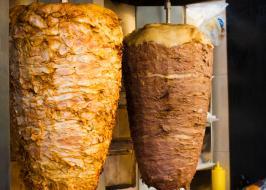 view cuisine lebanese / fast food