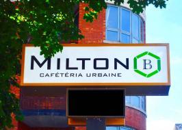 MILTON B Cafétéria Urbaine